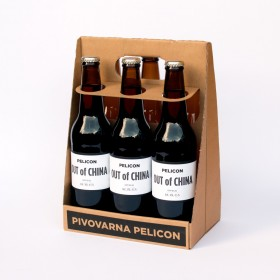 Pivo Out of China (6 pack)