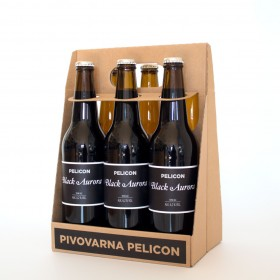 Pivo Black Aurora (6 pack)