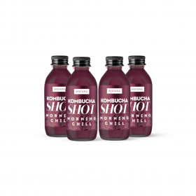Kombucha shot Morning Chill 4-pack