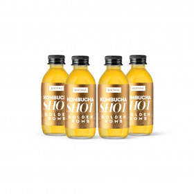Kombucha shot Golden Bomb 4-pack