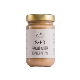 Rok's peanut butter smooth