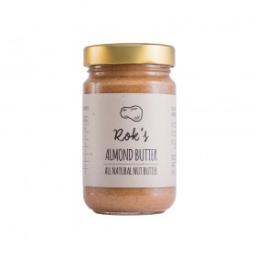 Rok's almond butter smooth